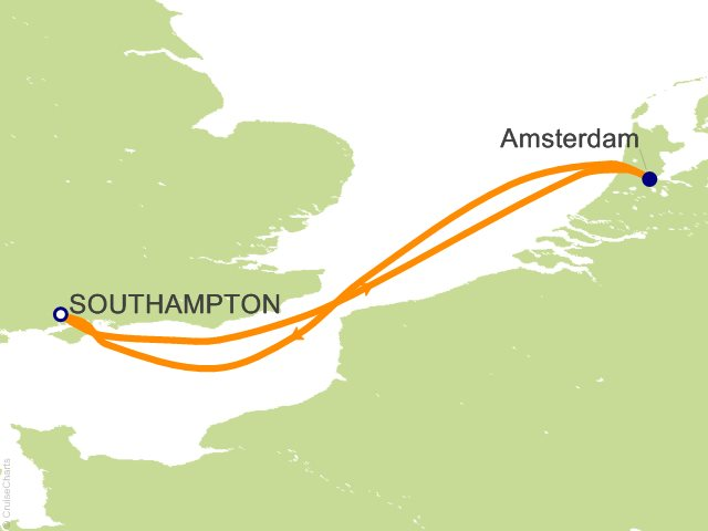 4 Night Dutch Christmas Markets Cruise from Southampton